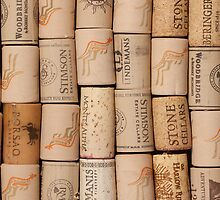 Corks by Lisa Kyle Young