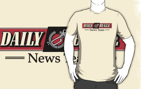 Daily Bugle News Team  by Eric  loya