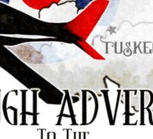 Tuskegee Airmen Sticker