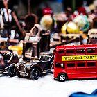 Antique Market by Anastasia E
