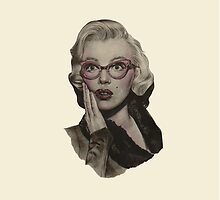 Marilyn Monroe by Total-Cult