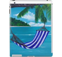 Beach Hammock iPad Case/Skin