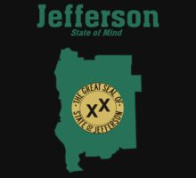 The State of Jefferson (Jefferson State of Mind) by Goosekaid