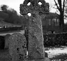 Celtic Cross by LozMac
