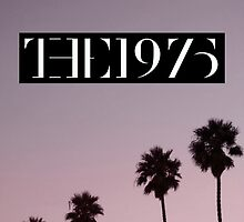 The 1975 - Palm Tree by Carolyn Lewis