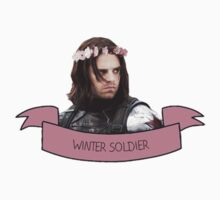 The Winter Soldier by brookenoelle