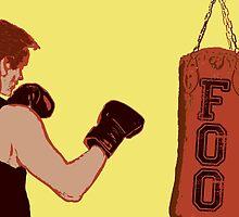 Foo Fighter by kramcox