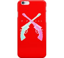 The Duelist iPhone Case/Skin