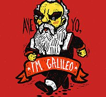 Galileo by RonanLynam