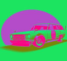 Shakotan Wagon (Miami) by Blake Dove