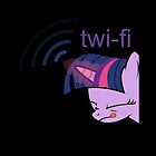 Twi-Fi Galaxy Case by Windows98