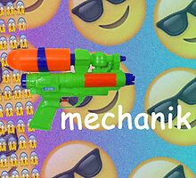 Mechanik Comic Sans by MechanikMusic