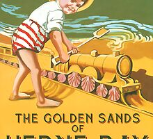 Golden Sands of Herne Bay, Fun for all Ages by Vintagee