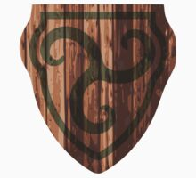 Morthal Shield by Tess Peterson