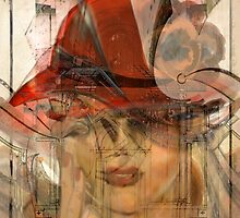 My New Hat: it is hard to map a mind by Alma Lee