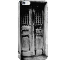 No One Was Home iPhone Case/Skin