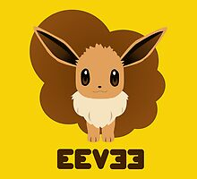 EEVEE by WillOrcas