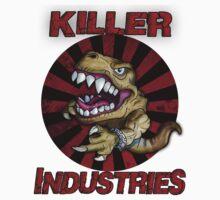 Killer Industries - Extreme Dinosaur by K--I