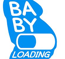 Baby Loading Boy Design by Style-O-Mat