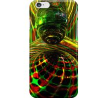 Shock Factor Abstract iPhone Case/Skin