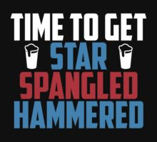 Get Star Spangled Hammered by Al Craker