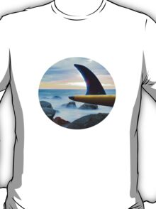 Single Fin colour T-Shirt