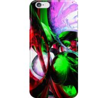 Color Carnival Abstract iPhone Case/Skin