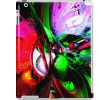 Color Carnival Abstract iPad Case/Skin
