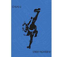 Chun Li Photographic Print