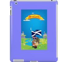 Greetings from Scotland iPad Case/Skin