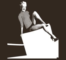 Betty Grable Shows Those Legs by Museenglish