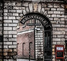 Dublin Castle by Chris L Smith