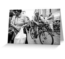 Open Market Greeting Card