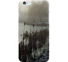 Morning on the Golf Course iPhone Case/Skin