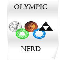 Let The Games Begin Poster