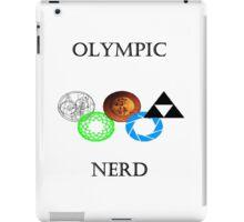 Let The Games Begin iPad Case/Skin
