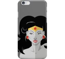 Glamour Wonder iPhone Case/Skin