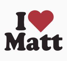 I Heart Love Matt by HeartsLove