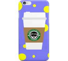 Hipster Coffee iPhone Case/Skin
