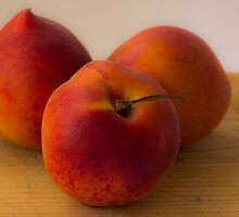 Peaches by Christopher Cosgrove