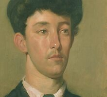 Portrait of a Youth by Bridgeman Art Library
