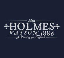 Elect Holmes Watson '86 T-Shirt