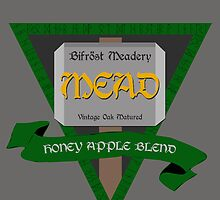 By Odin's Beard... the Best Mead in the Nine Realms. by Amanda Mayer