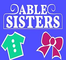 Able Sisters Logo by TheFoxyAssassin