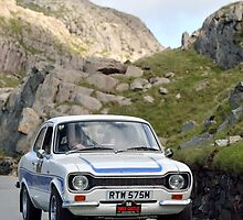 The Three Castles Welsh Trial 2014 - Ford Escort RS200 MK1 by Three-Castles