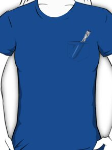Doctor Who- Pocket Sonic Screwdriver (9th/10th) T-Shirt