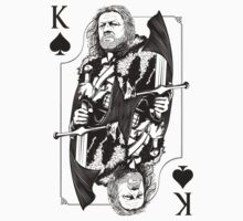 Ned Stark - K by billistore