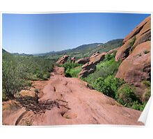 Trading Post Trail Poster