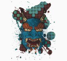 Japanese Demon by creepyjoe