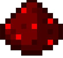 Minecraft Red Stone by Legitbit